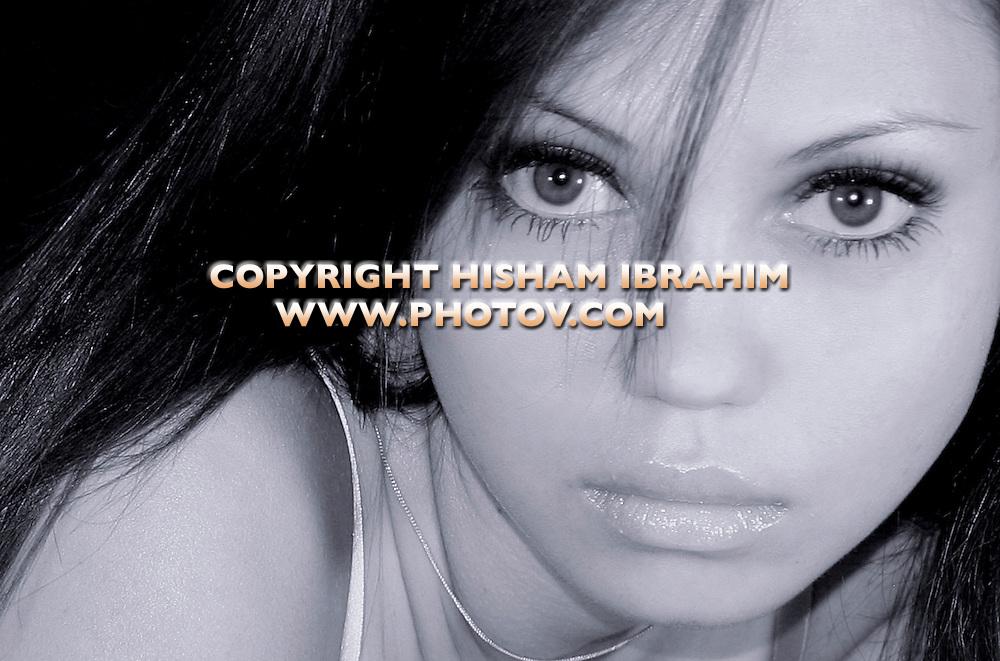 Sexy Beautiful Young Asian Woman - Portrait