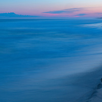 Sunset at the beach, Cape Hatteras National Seashore, NC