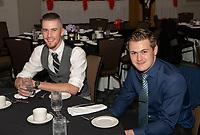 KELOWNA, BC - OCTOBER 21:   Okanagan Sun awards banquet at the Coast Capri Hotel on October 21, 2019 in Kelowna, Canada. (Photo by Marissa Baecker/Shoot the Breeze)