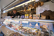 Hakaniemi market square. Sami specialties.