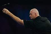 James Bailey during the Darts World Championship 2018 at Alexandra Palace, London, United Kingdom on 18 December 2018.