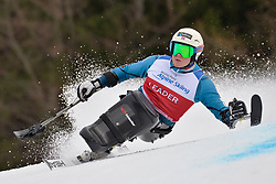 PEDERSEN Jesper LW11 NOR at 2018 World Para Alpine Skiing Cup, Kranjska Gora, Slovenia