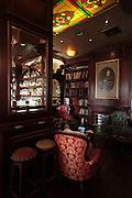Interior of an Irish style pub