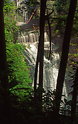 Dingman's Falls, Delaware Gap National Recreation area, Dingman's Ferry, Pike County, PA