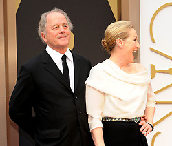 Don Gummer with Meryl Streep arriving to the 2014 Oscars at the Hollywood and Highland Center in Hollywood, California, USA,  Sunday, 2nd March 2014. Picture by Hollywood Bubbles / i-Images<br /> UK ONLY