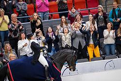 Werth Isabell, GER, Weihegold OLD<br /> LONGINES FEI World Cup™ Finals Gothenburg 2019<br /> © Dirk Caremans<br /> 05/04/2019