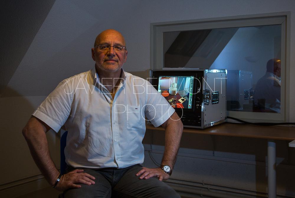 l'UAMJ  de Saint Malo: Dr Bertrand Morillon, chef du pôle de pédopsychiatrie à l'hôpital. Saint-Malo Magazine