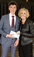 17/08/2017  Most Stylish man Jack  Keaney  with Michele Hehir, Hehirs Clifden at the Connemara Pony Show in Clifden. Photo:Andrew Downes, xposure