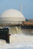 Nederland,Borssele, 16 maart 2011<br /> Kerncentrale van Borssele, eigenaar Delta<br /> <br /> Foto (c)  Michiel Wijnbergh