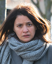 ©  London News Pictures. File picture dated 26/11/2013. London, UK. Italian Elisabetta 'Lisa' Grillo, one of two sister who are the former personal assistants to Charles Saatchi and Nigella  Lawson, arriving at Isleworth Crown Court in London. The Grillo Sisters Elisabetta and Francesca have both appeared on ITV's This Morning. Photo credit : Ben Cawthra/LNP