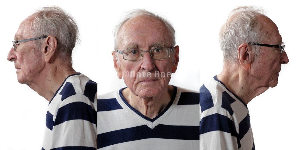 portrait Terence Macartney-Filgate, August 2015