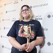 Safia Nolin : révélation Folk de l'année - Gala de l'ADISQ 2016, remise des trophées Felix aux gagnants -  Place des Arts / Montreal / Canada / 2016-10-30, © Photo Marc Gibert / adecom.ca