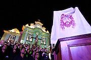 Sao Joao Del Rei_MG, Brasil...Semana santa em Sao Joao Del Rei, Minas Gerais. Na foto Igreja das Merces...Holy Week in Sao Joao Del Rei, Minas Gerais. In this photo Merces Church...Foto: VICTOR SCHWANER / NITRO