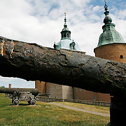 Construction of Kalmar Castle started in the 12th Century and was completed by King Gustav I in the 16th Century.<br /> Photography by Jose More