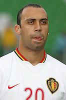 Fussball   International   U21-Europameisterschaft Anthony VANDEN BORRE (BEL)