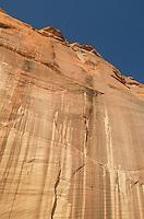 Sandstone cliffs, Canyon de Chelly National Monument