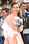 Koningsdag 2017 in Tilburg / Kingsday 2017 in Tilburg<br /> <br /> Op de foto / On the photo:  prinses Aimee /  Princess Aimee