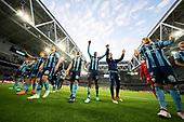 Djurgårdens IF v Örebro SK 17 maj Allsvenskan