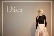 GBR: Dior's Wonderland Exhibition at Harrods