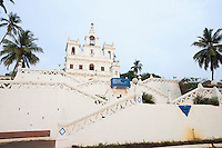 Our Lady Of the Immaculate Conception Church, Panajim, Goa, India