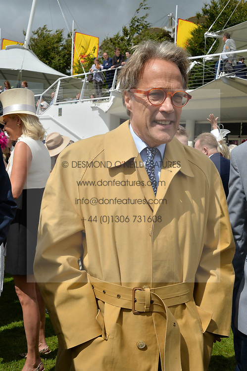 The Earl of March & Kinvara at the Qatar Goodwood Festival, Goodwood, West Sussex England. 3 August 2017.<br /> Photo by Dominic O'Neill/SilverHub 0203 174 1069 sales@silverhubmedia.com