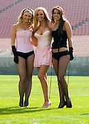 (left) Tamie Scheffield, Cindy Margolis, Ryan Starr