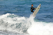 Ivan Gonzalez Dominguez (age 17) Spanish Surfing champion Photographed in Tenerife, Canary Islands,