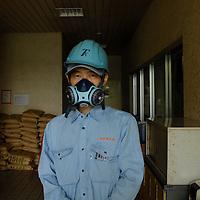Radioactive sludge