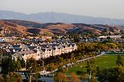 Bridgeport Park In Santa Clarita California