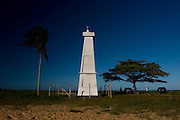 Ponta do Corumbau_BA, Brasil...Farol na Ponta do Corumbau na Bahia...The Lighthouse in Ponta do Corumbau in Bahia...Foto: MARCUS DESIMONI / NITRO