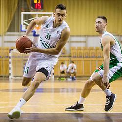 20171104: SLO, Basketball - Liga Nova KBM, Ilirija vs Krka