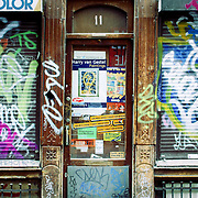 Graffiti, Amsterdam, Netherlands (September 2006)