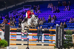 Vernaet Frederic, BEL, Born To Win AP Z<br /> Jumping Mechelen 2019<br /> © Hippo Foto - Dirk Caremans<br />  26/12/2019
