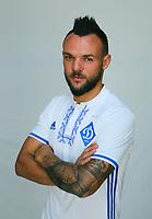 portrait, headshot, Dynamo Kiev, Mykola MOROZIUK