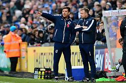Bristol Rovers manager Darrell Clarke - Mandatory by-line: Dougie Allward/JMP - 18/11/2017 - FOOTBALL - Memorial Stadium - Bristol, England - Bristol Rovers v AFC Wimbledon - Sky Bet League One