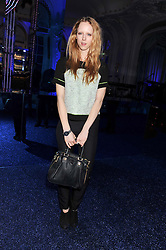 MORWENNA LYTTON COBBOLD at the Warner Music Group Post Brit Awards Party in Association with Samsung held at The Savoy, London on 20th February 2013.