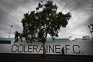 2018 Coleraine v Subotica