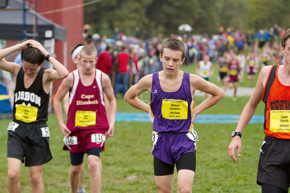 Festival of Champions High School Cross Country meet, Michael Macaluse, Cheverus