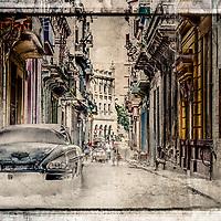 Street - Havana, Cuba