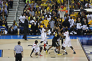 NCAA MBKB Final Four: Wichita State Shockers vs. No. 2 Louisville Cardinals