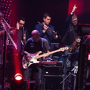 NLD/Hilversum/20180216 - Finale The voice of Holland 2018, live band