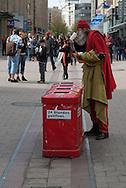 Homeless in Hamburg