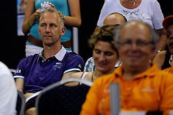 09-07-2010 VOLLEYBAL: WLV NEDERLAND - ZUID KOREA: EINDHOVEN<br /> Nederland verslaat Zuid Korea met 3-1 / Martin van der Horst<br /> ©2010-WWW.FOTOHOOGENDOORN.NL