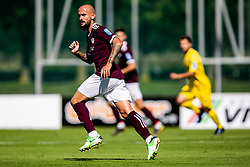 Goran Brkic of NK Triglav during football match between NK Triglav and NK Domzale in 9th Round of Prva liga Telekom Slovenije 2019/20, on September 15, 2019 in Sport park Kranj, Kranj, Slovenia. Photo by Grega Valancic / Sportida