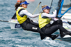 2014  ISAf SWC |49erFX | day 6