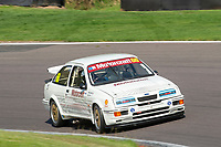 #60 Mark WRIGHT Ford Sierra RS500 during HSCC Dunlop Saloon Car Cup  as part of the HSCC Oulton Park Gold Cup  at Oulton Park, Little Budworth, Cheshire, United Kingdom. August 24 2019. World Copyright Peter Taylor/PSP. Copy of publication required for printed pictures.