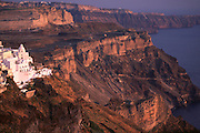 Caldera on Santorini