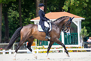 Ellinor Magnusson - Pixar<br /> FEI European Dressage Championships for Young Riders and Juniors 2013<br /> © DigiShots