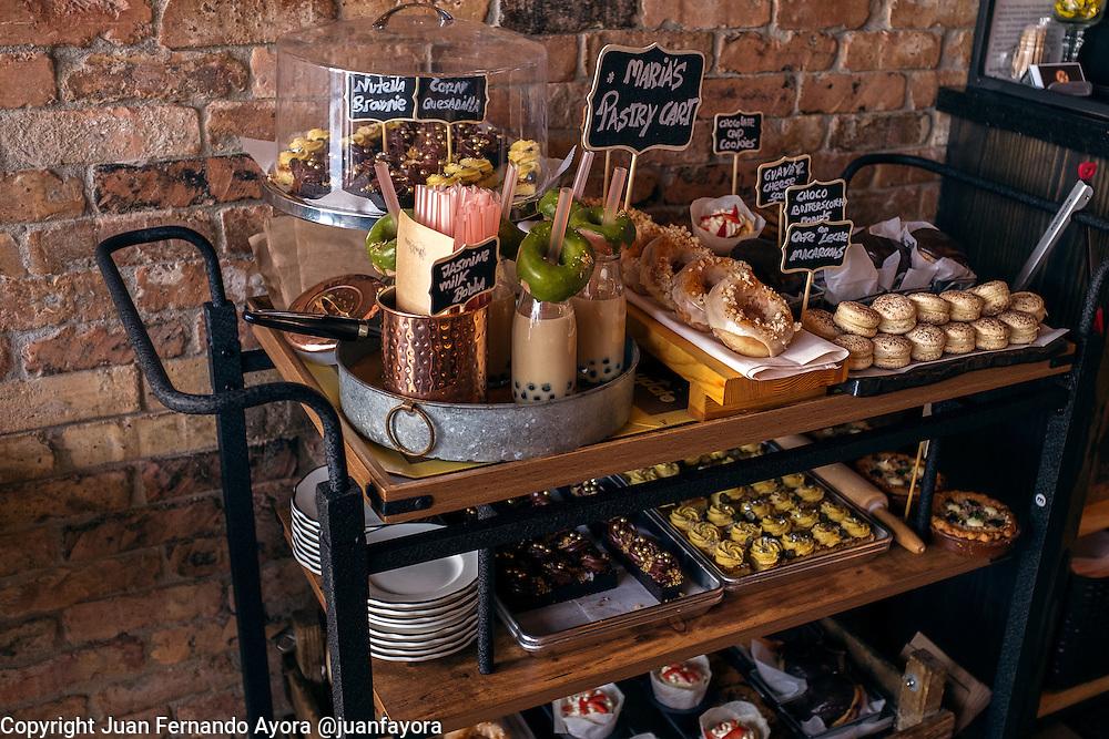 Pubbelly Pastries<br /> Photo by Juan Fernando Ayora @juanfayora