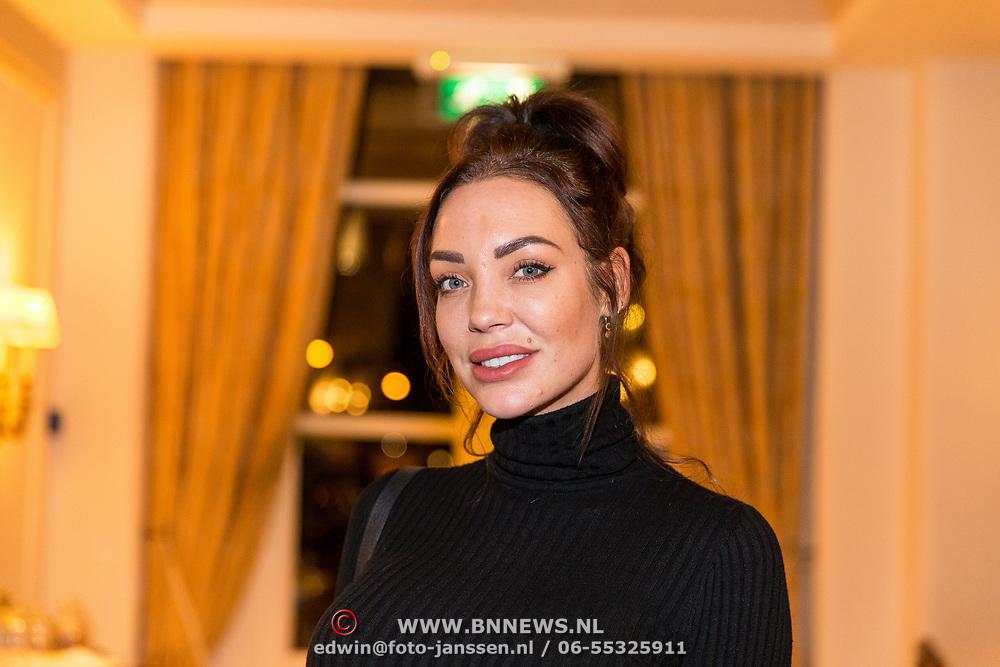 NLD/Amsterdam/20191125 - Boekpresentatie Victor Mids, Dorien Rose Duinker